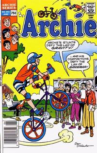 Cover Thumbnail for Archie (Archie, 1959 series) #348