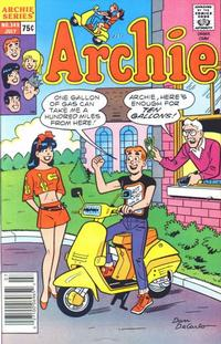 Cover Thumbnail for Archie (Archie, 1959 series) #349