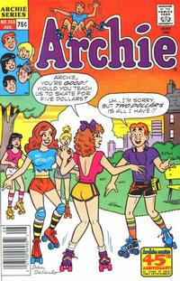 Cover Thumbnail for Archie (Archie, 1959 series) #350