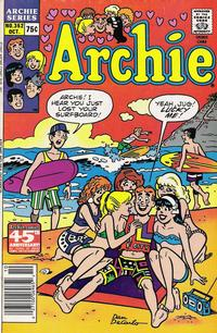 Cover Thumbnail for Archie (Archie, 1959 series) #352
