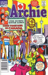 Cover Thumbnail for Archie (Archie, 1959 series) #356