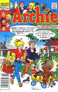 Cover Thumbnail for Archie (Archie, 1959 series) #357