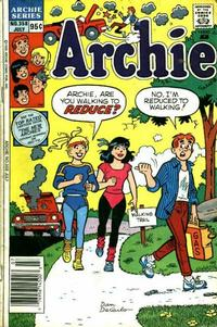 Cover for Archie (Archie, 1959 series) #358