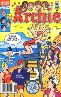 Cover Thumbnail for Archie (Archie, 1959 series) #360