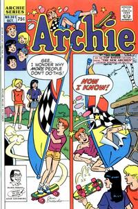 Cover Thumbnail for Archie (Archie, 1959 series) #361 [Direct]