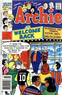 Cover Thumbnail for Archie (Archie, 1959 series) #362