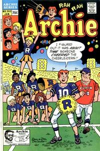 Cover Thumbnail for Archie (Archie, 1959 series) #363 [Direct]