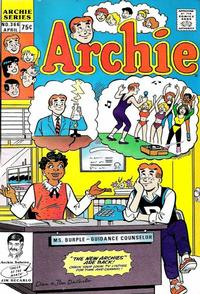 Cover Thumbnail for Archie (Archie, 1959 series) #366