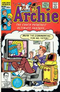 Cover Thumbnail for Archie (Archie, 1959 series) #369