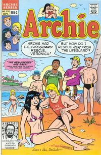 Cover Thumbnail for Archie (Archie, 1959 series) #370