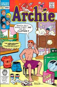 Cover Thumbnail for Archie (Archie, 1959 series) #371 [Direct]