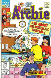 Cover Thumbnail for Archie (Archie, 1959 series) #377