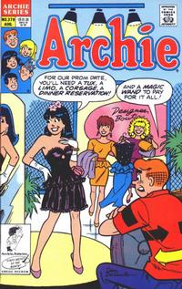 Cover Thumbnail for Archie (Archie, 1959 series) #379