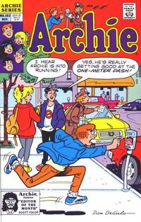 Cover Thumbnail for Archie (Archie, 1959 series) #382