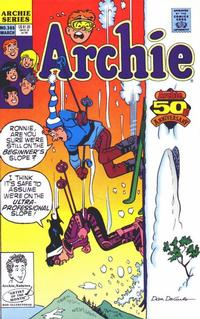 Cover Thumbnail for Archie (Archie, 1959 series) #385