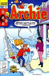 Cover Thumbnail for Archie (Archie, 1959 series) #386