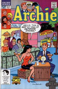 Cover Thumbnail for Archie (Archie, 1959 series) #389