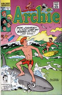 Cover Thumbnail for Archie (Archie, 1959 series) #392 [Direct]