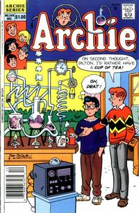 Cover Thumbnail for Archie (Archie, 1959 series) #394