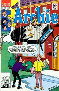 Cover Thumbnail for Archie (Archie, 1959 series) #395