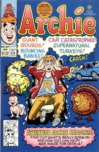 Cover Thumbnail for Archie (Archie, 1959 series) #407