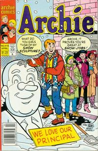 Cover Thumbnail for Archie (Archie, 1959 series) #410
