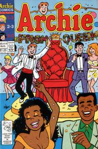 Cover Thumbnail for Archie (Archie, 1959 series) #414 [Direct]