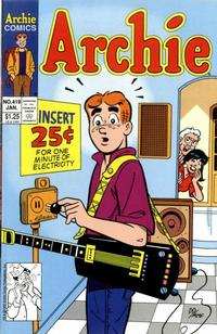 Cover Thumbnail for Archie (Archie, 1959 series) #419