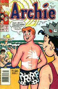 Cover for Archie (Archie, 1959 series) #427