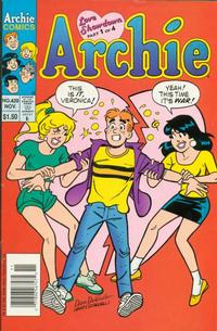 Cover Thumbnail for Archie (Archie, 1959 series) #429