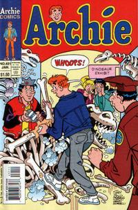 Cover for Archie (Archie, 1959 series) #431