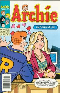 Cover Thumbnail for Archie (Archie, 1959 series) #434