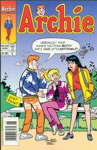 Cover Thumbnail for Archie (Archie, 1959 series) #436