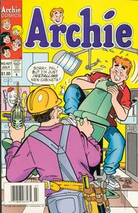 Cover Thumbnail for Archie (Archie, 1959 series) #437