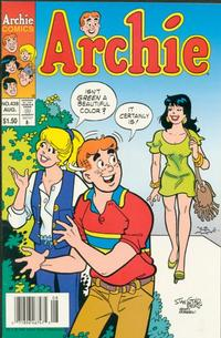 Cover Thumbnail for Archie (Archie, 1959 series) #438