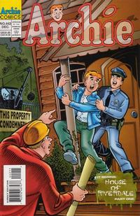 Cover Thumbnail for Archie (Archie, 1959 series) #442
