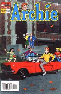 Cover Thumbnail for Archie (Archie, 1959 series) #443