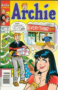 Cover Thumbnail for Archie (Archie, 1959 series) #444