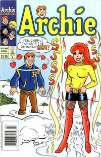 Cover Thumbnail for Archie (Archie, 1959 series) #446