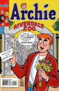 Cover Thumbnail for Archie (Archie, 1959 series) #449