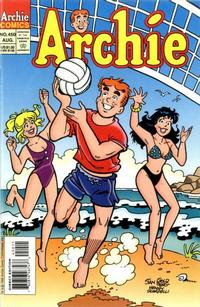 Cover for Archie (Archie, 1959 series) #450