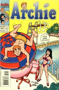 Cover Thumbnail for Archie (Archie, 1959 series) #451