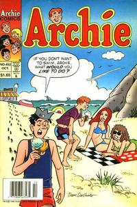 Cover Thumbnail for Archie (Archie, 1959 series) #452