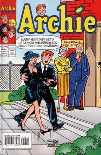 Cover Thumbnail for Archie (Archie, 1959 series) #453