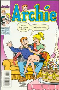 Cover Thumbnail for Archie (Archie, 1959 series) #455