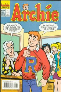 Cover Thumbnail for Archie (Archie, 1959 series) #456