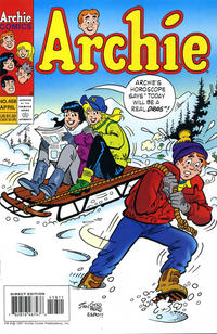 Cover Thumbnail for Archie (Archie, 1959 series) #458