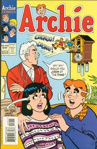 Cover Thumbnail for Archie (Archie, 1959 series) #459