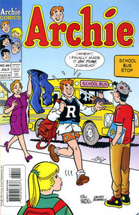 Cover Thumbnail for Archie (Archie, 1959 series) #461