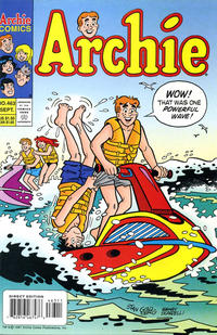 Cover Thumbnail for Archie (Archie, 1959 series) #463